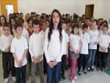 Ecoles en choeur Académie de Rennes Ecole primaire de Lanvollon