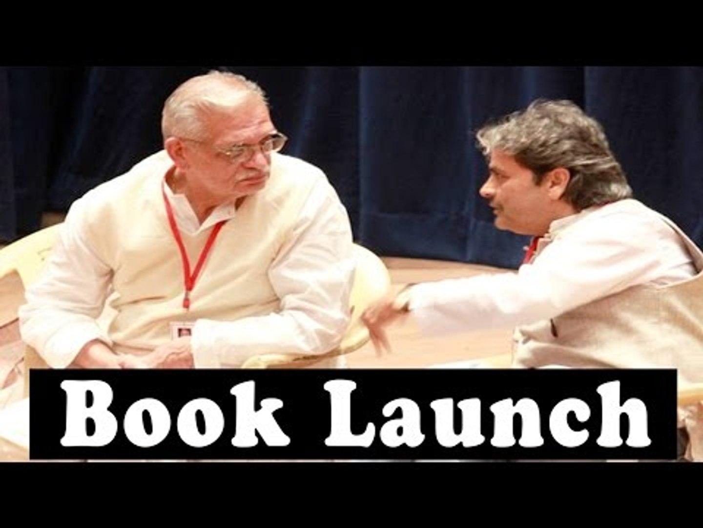 Compilation Of Poems 'PLUTO' Launching By Gulzar & Vishal Bhardwaj