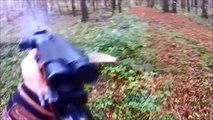 Présentation de ma chaîne, Feliew: chasse dans les vosges en caméra embarquée chasse sanglier