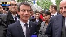 """Valls à propos de Todd: """"Ce type de propos déshonorent leur auteur"""""""