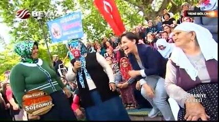 Nur Viral ile Bizim Soframız 08.05.2015 Osmaniye/Gebeli