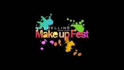 Maybelline Makeup Fest 2015 Başladı!