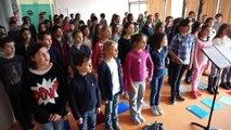[Ecole en choeur] Académie de Versailles Ecole élémentaire Jacques Prévert à Jouars-Pontchartrain 78760