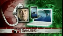 """NSA Whistleblowers:  """"All U.S.Citizens"""" Targeted By Surveillance Program, Not Just Verizon Customers"""