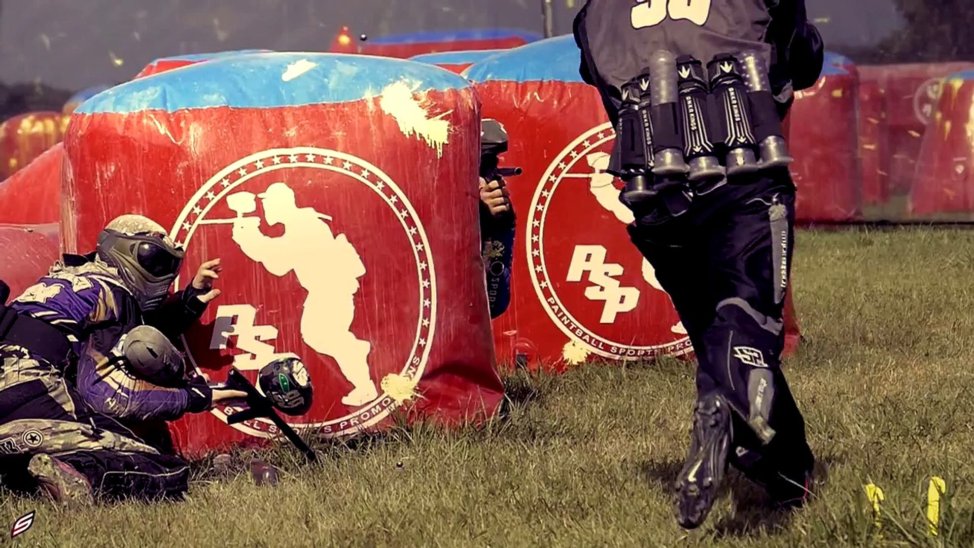 2014 Psp World Cup By Social Paintball Video Dailymotion