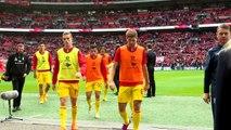 Aston Villa 2-1 Liverpool - tunnel cam | Inside Access