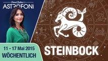 Monatliches Horoskop zum Sternzeichen Steinbock (11-17 Mai 2015)