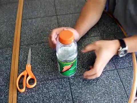 DIY Shrimp Trap for Dwarf Shrimp tank