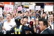 ヤクザ・暴力団排除デモに安倍首相も参加!地元住民の意識向上!ヤクザ・同和・在日韓国人排除