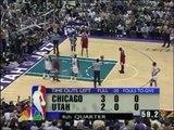 Michael Jordan - The Last Shot! Last minute of the 1998 NBA Finals