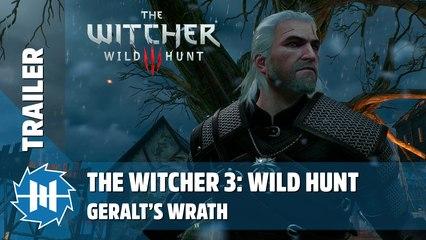 The Witcher 3: Wild Hunt - Geralt's Wrath