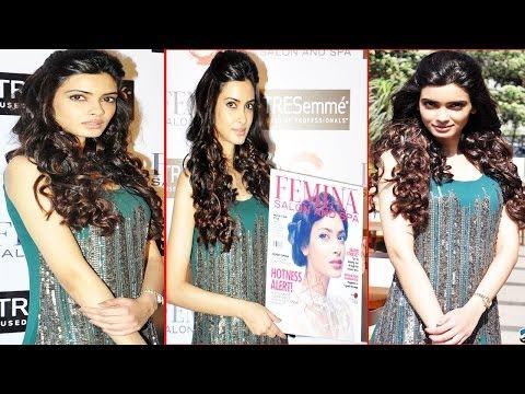 Daina Penty Launches Cover Page Of Femina Salon & Spa