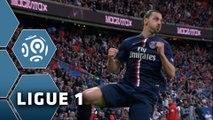 But Zlatan IBRAHIMOVIC (18ème) / Paris Saint-Germain - EA Guingamp (6-0) - (PSG - EAG) / 2014-15