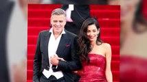 George Clooney remet les pendules à l'heure sur ses cadeaux d'anniversaire