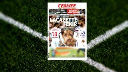 Foot - L1 - OL : Lacazette et Fékir dans les tablettes du PSG ?