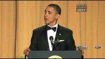 White House Correspondents' Dinner Moments (C-SPAN)