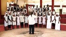 Ecole en Choeur, Le Choeur du Lagon, Chorale du Lycée du Nord, Mayotte