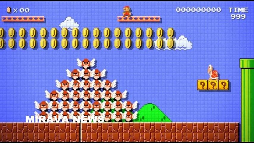 Mario Maker Online Sharing Being Considered