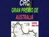 2007 Australia Olimpus F1CRC