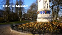 Cities in Minutes - Breda, Netherlands / Time-lapse | NHTV