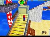 NEW Super Mario 64 Hack Custom Level - Crazy Carnival
