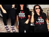 Pro Veg Ad Campaign For PETA   Neha Dhupia Launching ''PETA''