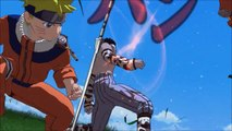 Back to the past : Naruto : Rise of ninja - épisode 6 , Le pays des vagues