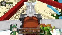 Minecraft - HOW TO TRAIN YOUR DRAGON - Dragon Olympics # 5 'The Race' -LittleLizardGaming - Minecra