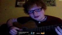 Ed Sheeran and Chris Leonard Live Chat May 21, 2012 pt. 8