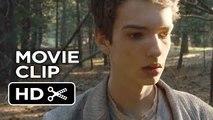 Slow West Movie CLIP - Silas Gets Jay Ready (2015) - Kodi Smit-McPhee, Michael F_HD