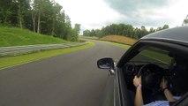 2012 Nissan GTR lapping Atlanta Motorsports Park with Velocity Motorsports