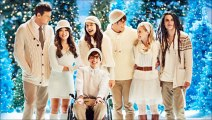 Glee - Have Yourself A Merry Little Christmas (HD) (HD) (Lyrics) (Full Version)