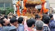 北沢八幡神社祭礼神輿渡御 2013