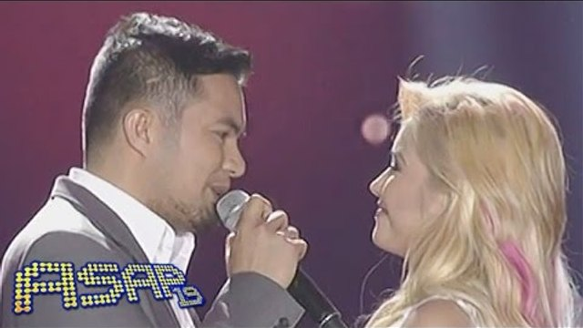 Yeng Constantino sings 'Ikaw' with fiance Yan Asuncion