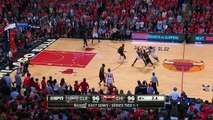 Derrick Rose Game Winning 3-Pointer _ Cavaliers vs Bulls _ Game 3 _ May 8, 2015 _ 2015 NBA Playoffs