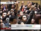 Pacquiao attends thanksgiving mass after fight