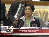 Senators plan to sue Mike Arroyo