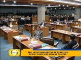 Lapid joins RH bill debates -- in Filipino