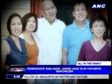Robredo siblings won't enter politics