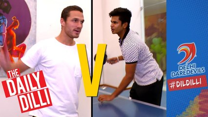 COULTER-NILE v IYER: The table tennis showdown  |  THE DAILY DILLI 40 #DILDILLI