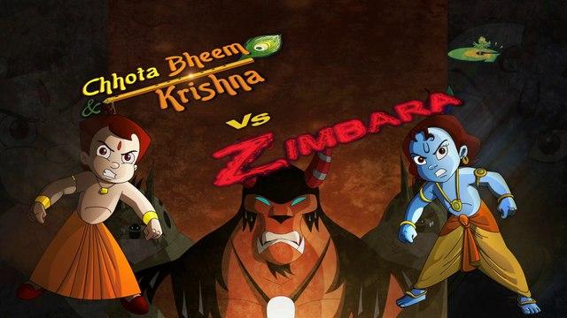 Chhota Bheem & Krishna vs Zimbara Movie Song