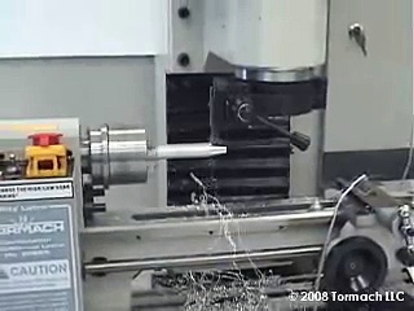 Duality Lathe Demonstration - Tormach CNC