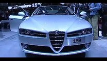 Alfa Romeo History - Alfa 164 - 155 - 156 - 159 - 166 - 147 - Video Dailymotion