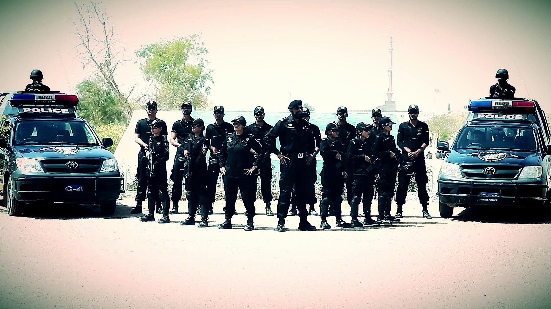 SSU Commandos Sindh Police, Pakistan