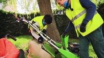 Le métier d'agent(e) d'entretien d'espaces verts