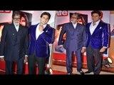 Amitabh & Abhishek Bachhan Wins HT Mumbai's Most Stylish 2013 Awards !