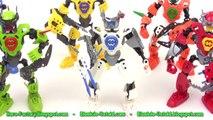 Lego Hero Factory 2011 HEROES recap