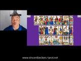 Vincent Beckers carte de l'Amoureux du tarot de Marseille intro