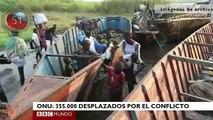 Boletín: comienza el desarme de las autodefensas en México y otras noticias
