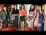 Bollywood Celebs At Rohit Verma's Designer Store